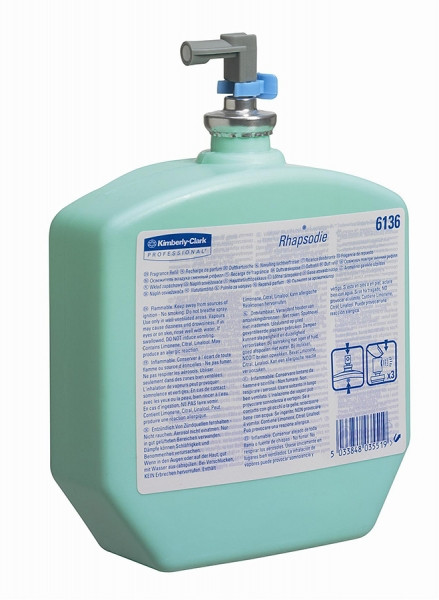 Освежитель воздуха Rapsodie 6136 Air Care - Refil производства Kimberly-Clark Professional