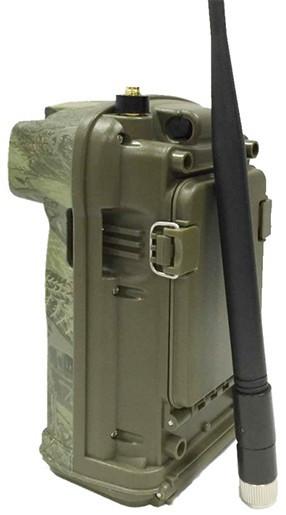 Для усиления сигнала камера комплектуется внешней антенной
