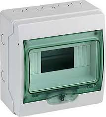 Щит распределительный KAEDRA  ЩРН-П  4  Schneider Electric 13976