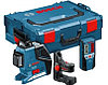 Линейный лазерный нивелир Bosch GLL 3-80 P + BM1 + LR2
