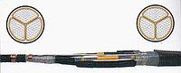 Соединительная кабельная муфта GUSJ 12/150-240 до 10 кВ
