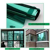 Тонировка Зеркальной Пленкой R Green 10, фото 1