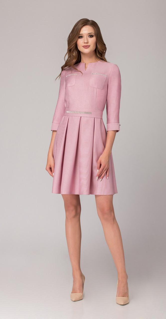 Платье Svetlana Style-1085, розовый, 42