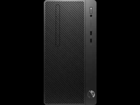 Системный блок HP 4VF86EA 290 G2 PC IMT, i3-8100, 4GB, 1TB HDD, DOS, DVD-WR, 1yw, kbd,  mouse USB