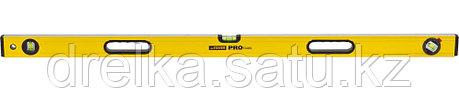 """Уровень STAYER """"PROFI"""" PROSTABIL профессион коробчатый, усилен, 2 фрезер поверх, 3 ампулы (1 поворотная),120см, фото 2"""