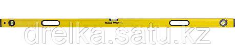 """Уровень STAYER """"PROFI"""" PROSTABIL профессион коробчатый, усилен, 2 фрезер поверх, 3 ампулы (1 поворотная),150см, фото 2"""