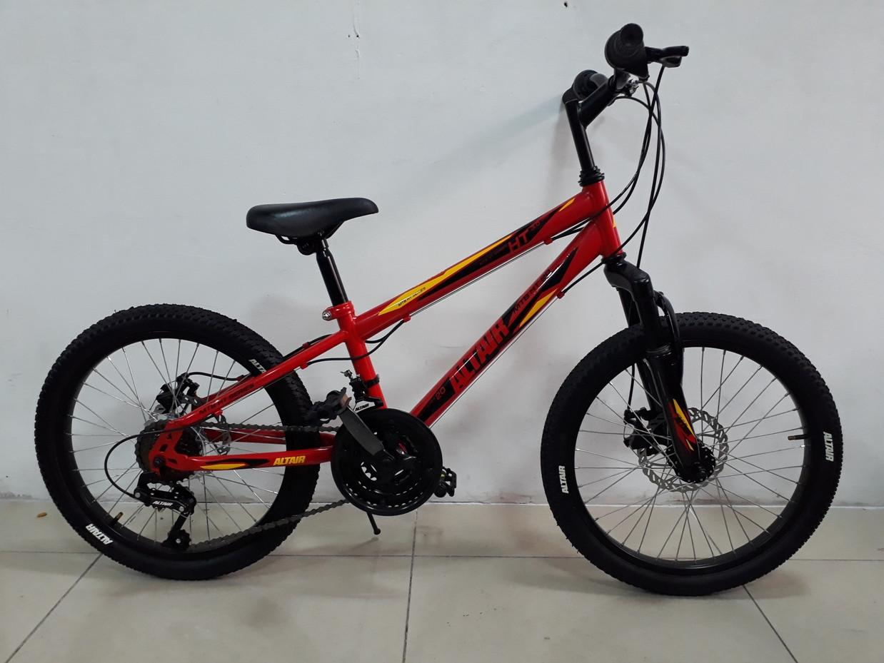 Горный велосипед ALTAIR MTB HT 20 disc 3.0 Производство Россия