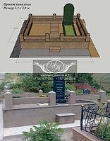 3D Моделирование мусульманских мемориальных комплексов, фото 1