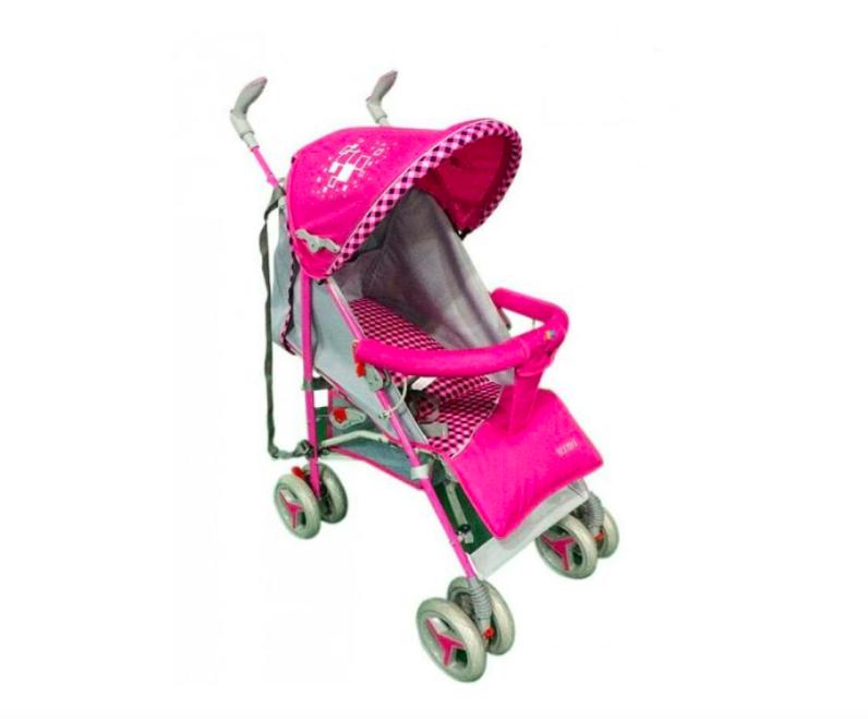 Прогулочная коляска Alis Kimi Розовый