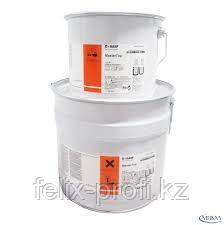 MasterTop® BC 375 N comp.В  Двухкомпонентный низковязкий самонивелирующийся цветной полиуретановый состав, не
