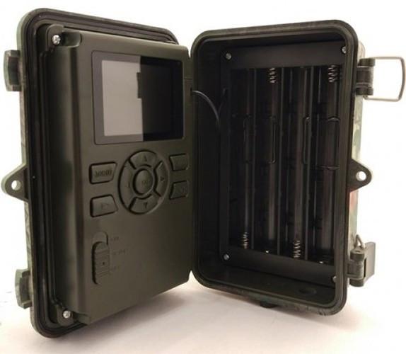 ЖК-дисплей и панель управления микроскопа