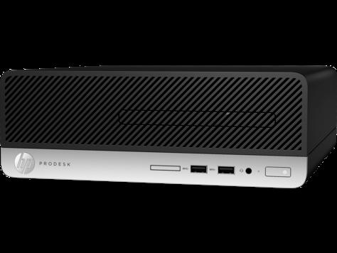 Системный блок HP 4CZ79EA ProDesk 400G5SFF, GOLDHE, i5-8500, 4GB, 1TB HDD, W10p64, DVD-WR, 1yw, USB kbd, mouse