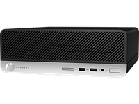 Системный блок HP 4CZ79EA ProDesk 400G5SFF, GOLDHE, i5-8500, 4GB, 1TB HDD, W10p64, DVD-WR, 1yw, USB kbd, mouse, фото 1
