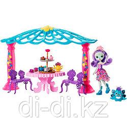 """Mattel Enchantimals Набор """"Чаепитие Пэттер Павлины и Флэпа"""""""