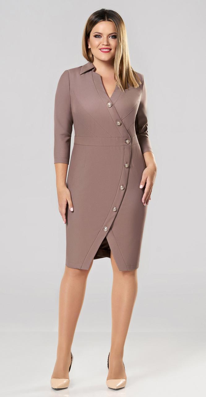 Платье Lady Secret-3539/1, серый, 52