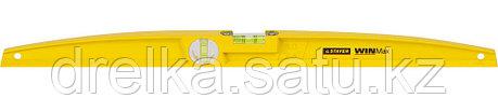 """Уровень STAYER """"PROFI"""" WINMax литой усиленный, 2 цельные противоудар ампулы, фрезерован поверхность, 60 см, фото 2"""