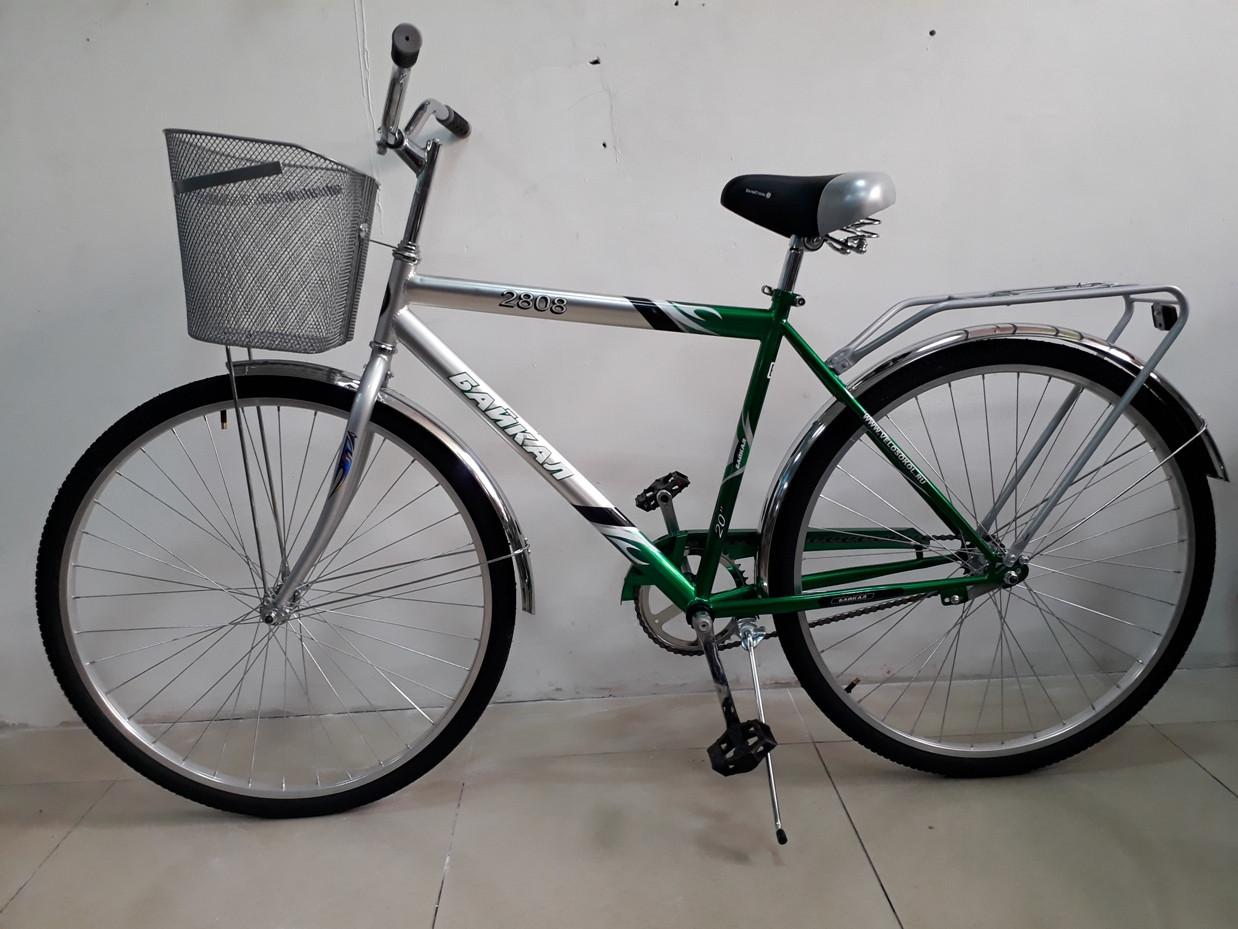 Дорожный велосипед Байкал. Производство Россия