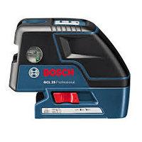 Комби-лазер (линейный + точечный) Bosch GCL 25, фото 1