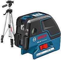 Комби-лазер (линейный + точечный) Bosch GCL 25 + BS 150, фото 1