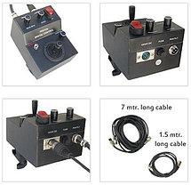 Пульт управление PROIAM с кабелем питание+7м  для Панорамных головок PROIAM, фото 3
