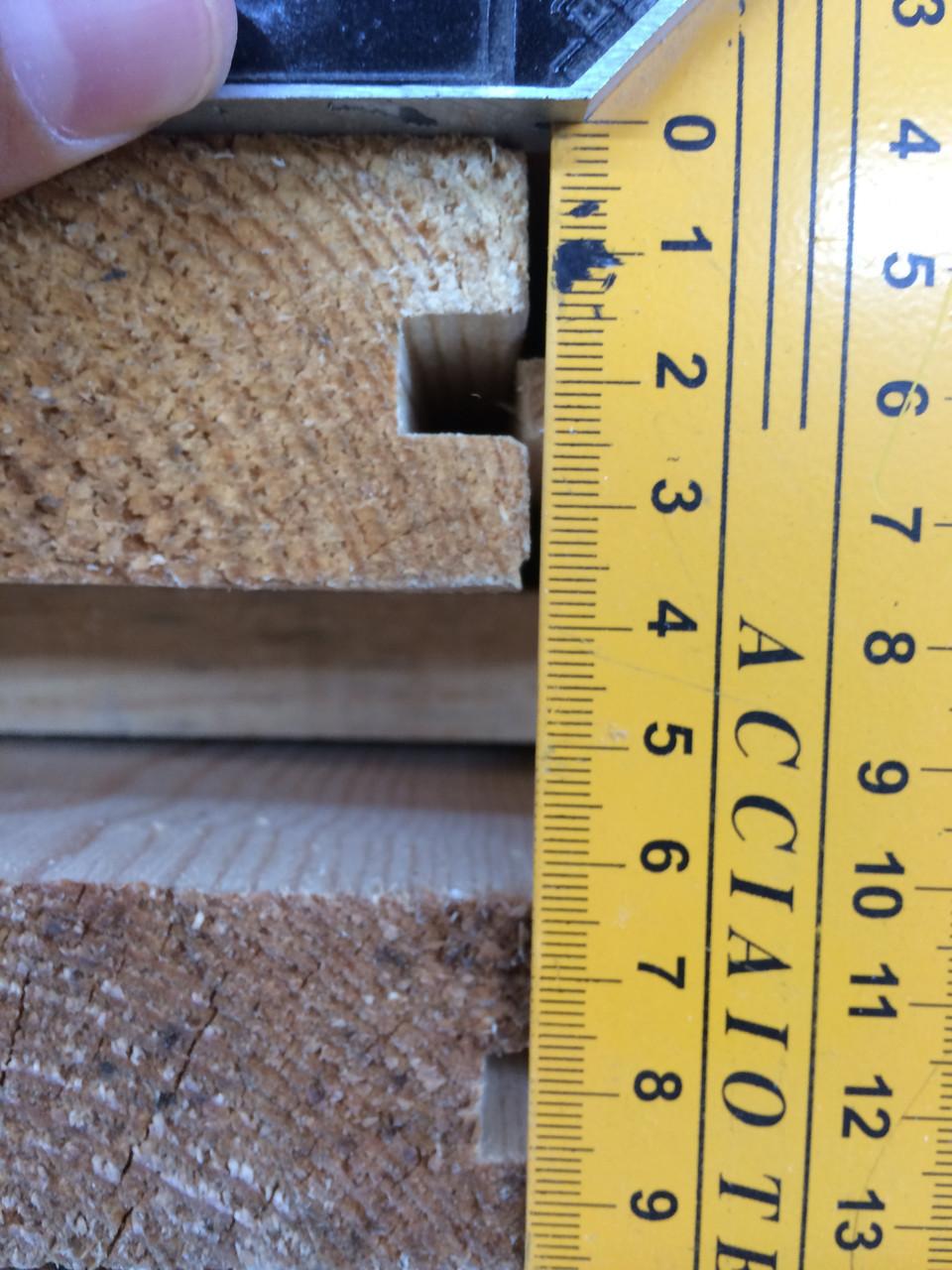 Половая доска толщина 36мм