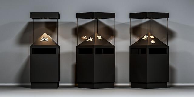Оформление музеев, изготовление витрин для экспонатов