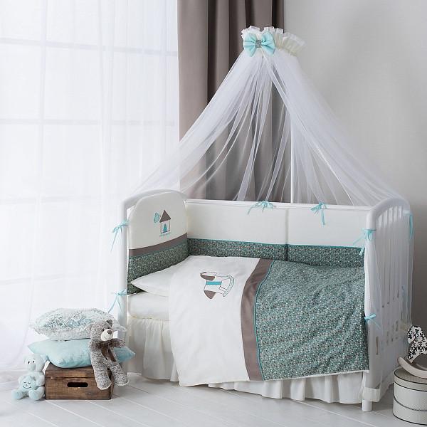 Комплекты постельного белья для детской кроватки