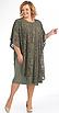 Платье Pretty-558, хаки, 56, фото 2