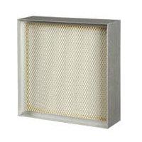Фильтр воздушный компактный плоский с клеевым сепаратором