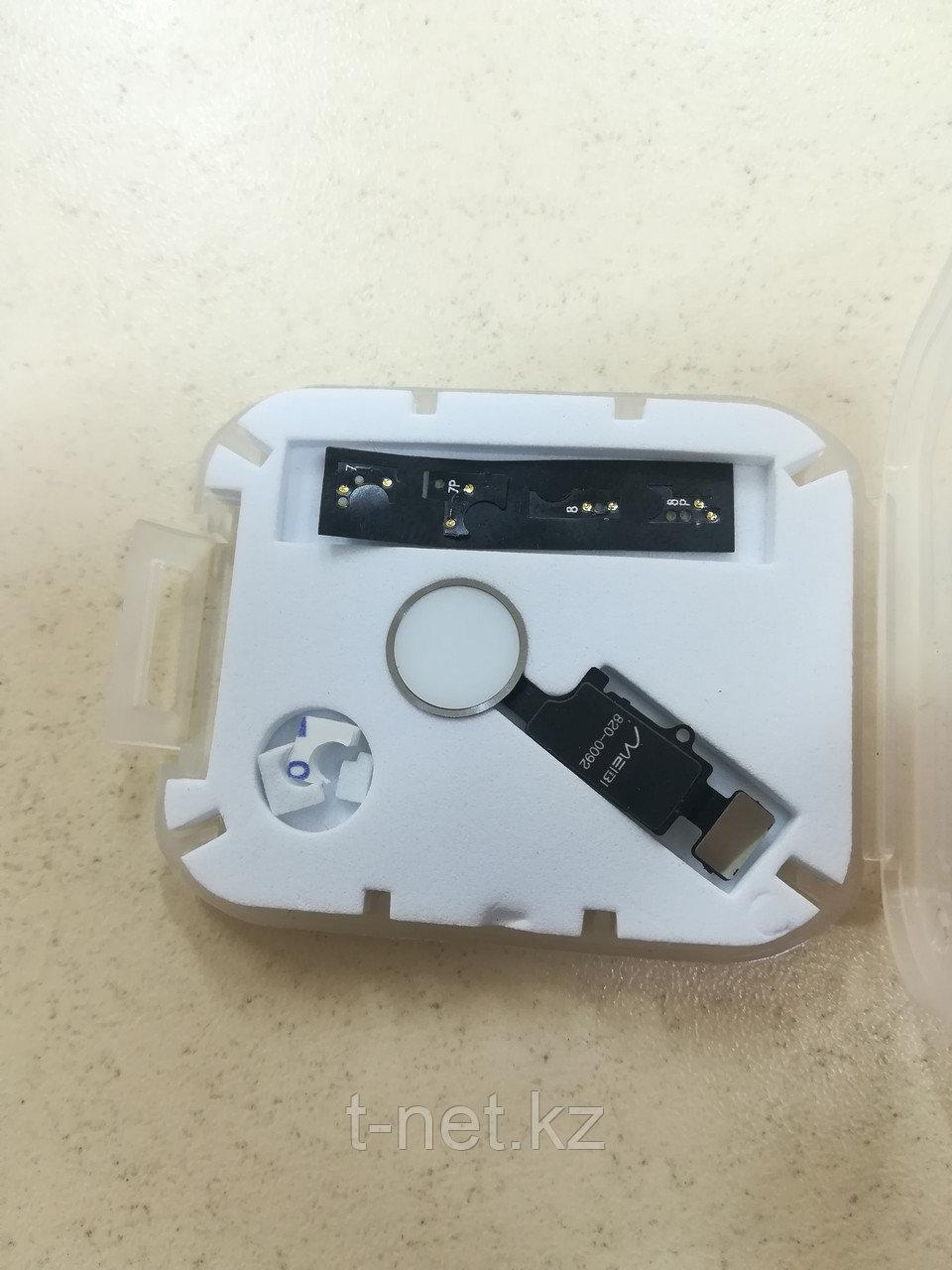 Шлейф Apple Iphone 8 PLUS кнопка домой, цвет, черный, белый (ХОУМ КНОПКА РАБОТАЕТ)!