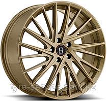 5х114.3 R18х8 СВ72.6 ЕТ40 HARP Y-697 gold