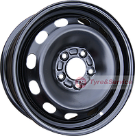5х108 R15х6 СВ63,3 ЕТ52,5 Тольятти Ford Focus  black