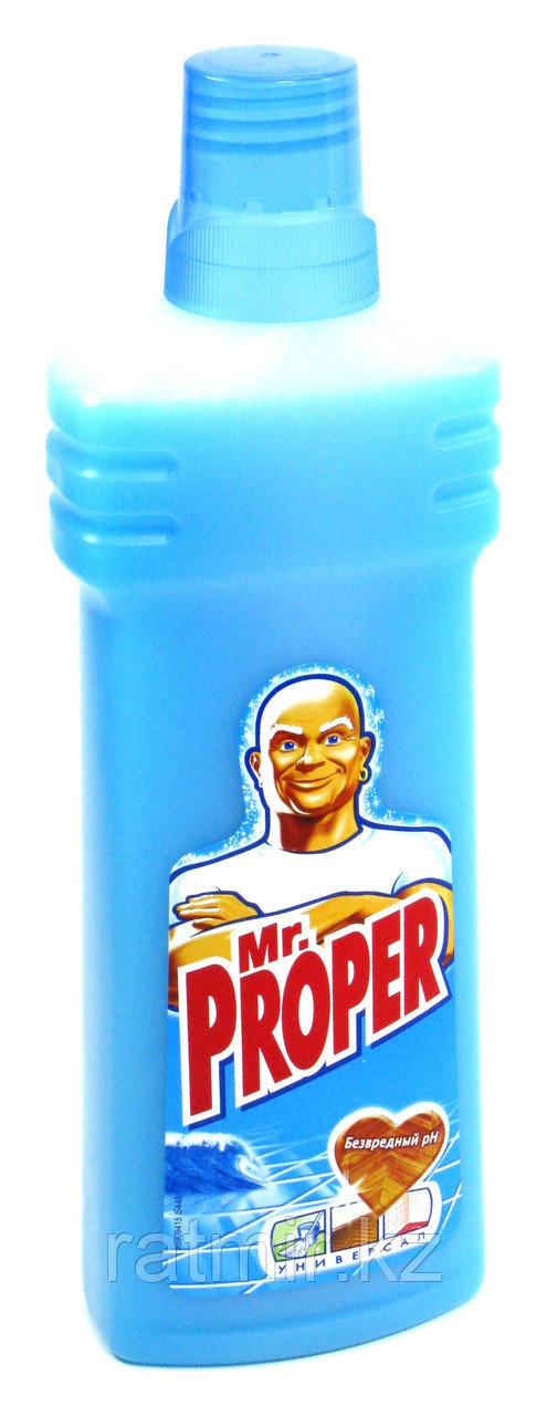 Мистер Пропер моющая жидкость (750 мл)