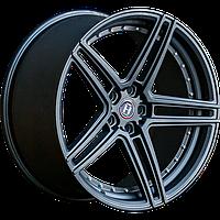 5х112 R20х10 СВ72.6 ЕТ40 HARP Y-22 gunmetal-gray