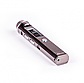 Диктофон Ritmix RR-150, 8 Gb, MP3, WAV, Время записи: PCM 12ч., NR - 48 ч., HQ - 142 ч., Матричный, Радио, Сер, фото 5
