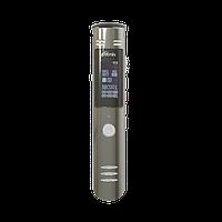 Диктофон Ritmix RR-190, 4 Gb, MP3, WAV, Время записи: PCM 12ч., NR - 46 ч., HQ - 142 ч., LP - 2280 ч., Матричн