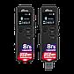Диктофон Ritmix RR-610, 4 Gb, MP3, WAV, Время записи: SHQ 49ч., HQ - 73 ч., MQ - 290 ч., LP - 583 ч., Матричны, фото 6
