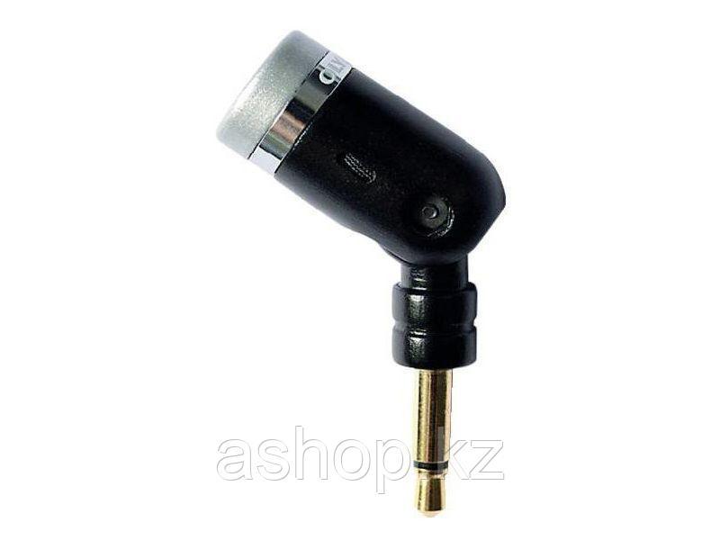 Микрофон шумоподавляющий mini Jack 3,5 мм для диктофона Olympus ME52W, Направленность: Направленый, Разъем: mi
