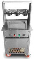 Фризер для жареного мороженого Foodatlas KCB-1F (контейнеры, световой короб)