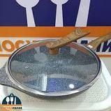 Сковорода ВОК Vaken 30 см, фото 4