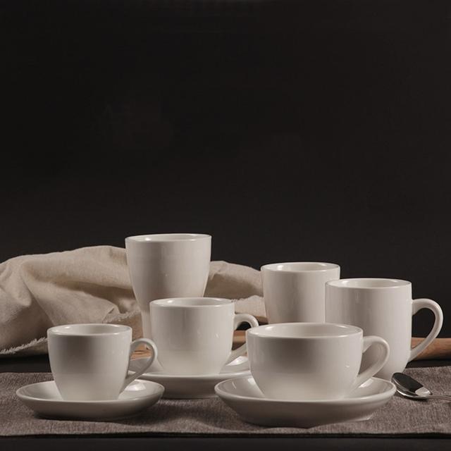 Чашки керамические для кофе