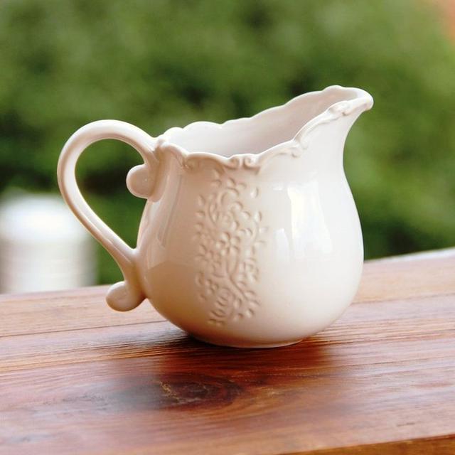 Молочники керамические