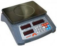 Торговые весы Foodatlas YZ-506 (30кг/1гр)