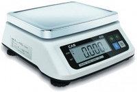 Весы порционные CAS SWN-15 с USB