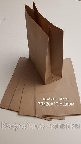 Крафт пакеты для чикенов, крылышек, гриля и прочих продуктов