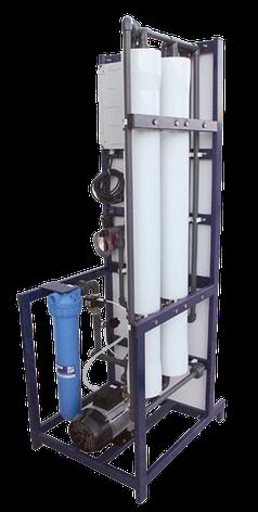 Установка обратного осмоса AQUALINE BT 240 ( 500 л/час. пр-ва Турция), фото 2