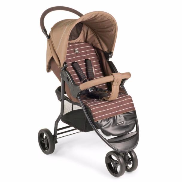 Прогулочная коляска Happy Baby Ultima Beige