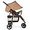 Прогулочная коляска Happy Baby Ultima Beige, фото 4