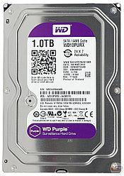 HDD 1000Gb WD10PURZ Purple Western Digital