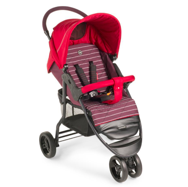 Прогулочная коляска Happy Baby Ultima Maroon